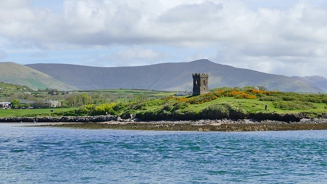 Dingle Bay Irland