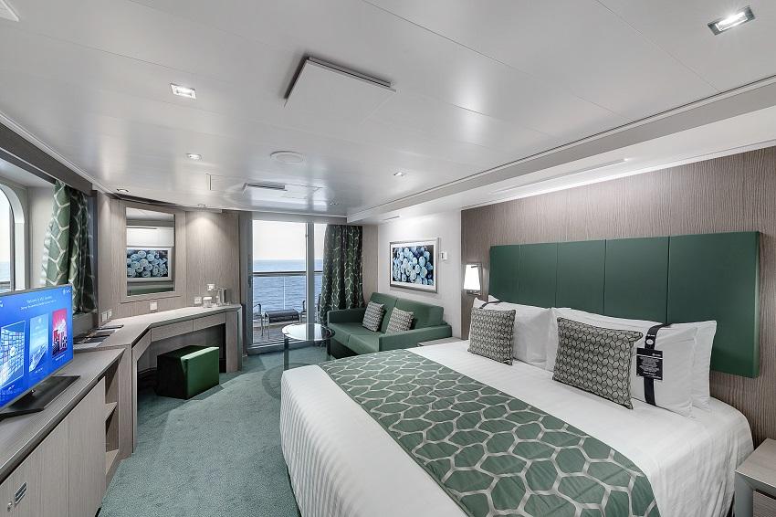 Suiten der MSC Seaview | MSC Cruises