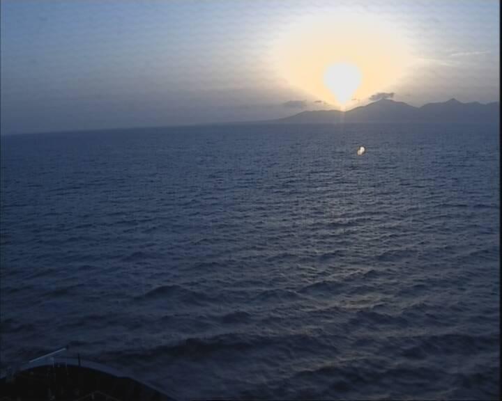 Mein Schiff 2 - Webcam