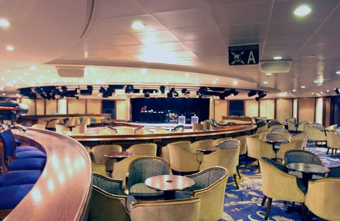 Azamara Journey Theater