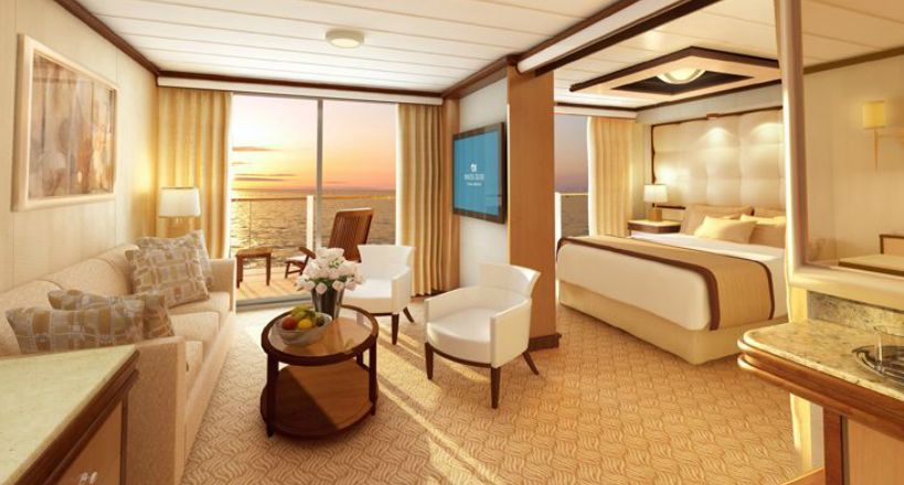 Regal Princess Suite