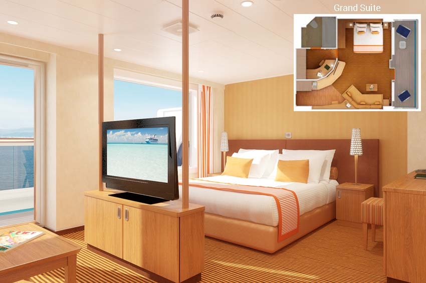 Suite | Carnival Freedom