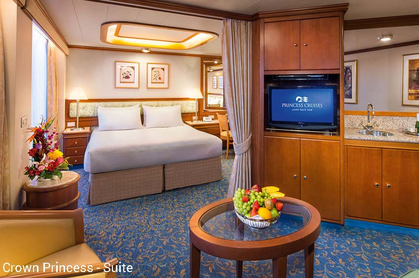 Suite | Crown Princess