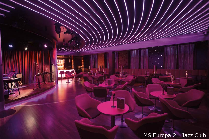 MS Europa 2 | Jazz Club