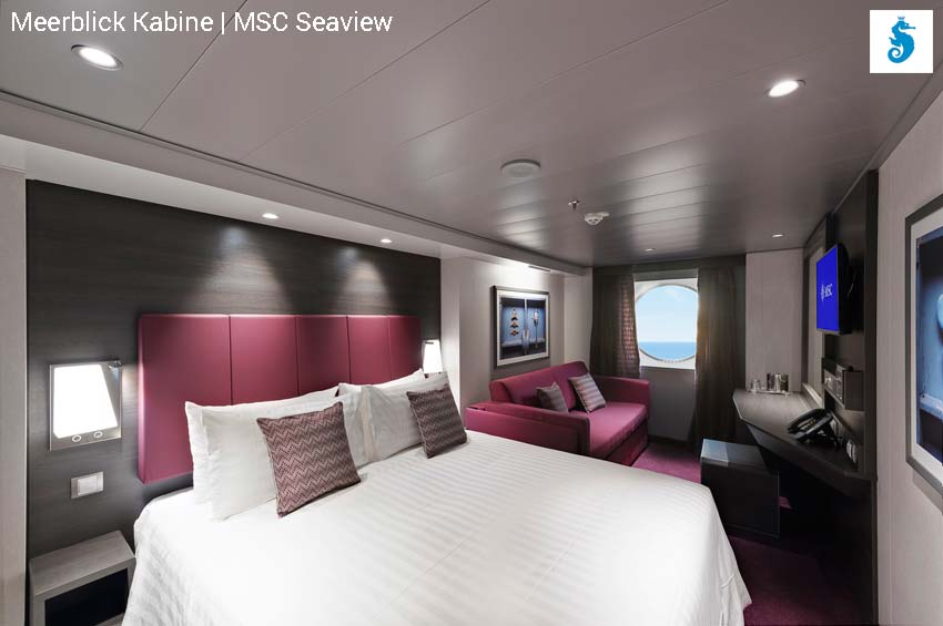 Meerblick | MSC Seaview