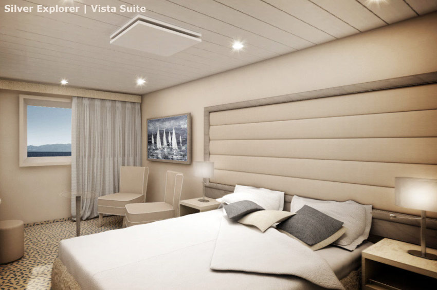 Vista Suite | Silver Explorer