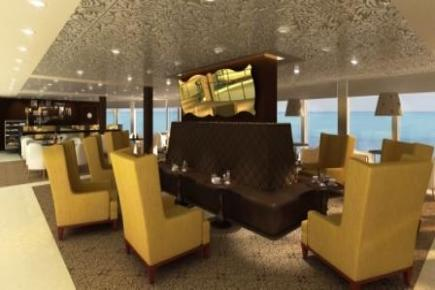 Celebrity Eclipse Cafe Albaccio