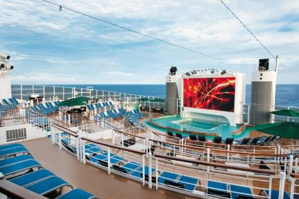Norwegian Epic Sonnendeck