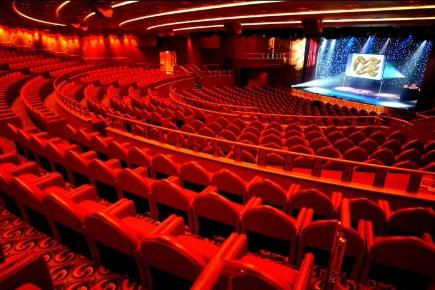 Caribbean Princess Theater