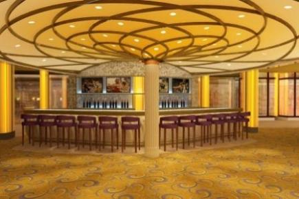 Celebrity Eclipse Fortunes Casino and Bar
