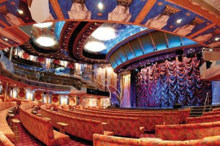 Costa Mediterranea Theater