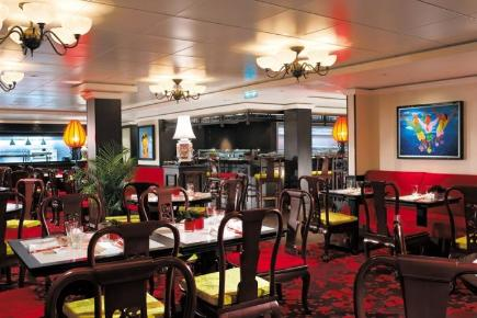 Norwegian Epic Shanghais Restaurant