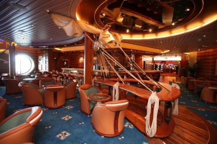 The Schooner Bar | Independence of the Seas
