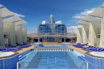 Celebrity Eclipse Pool