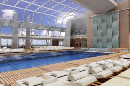 Celebrity Eclipse Innenpool