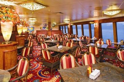 Norwegian Gem Garden Cafe