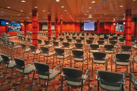 Adventure of the Seas Konferenzraum