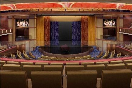 Celebrity Eclipse The Theatre