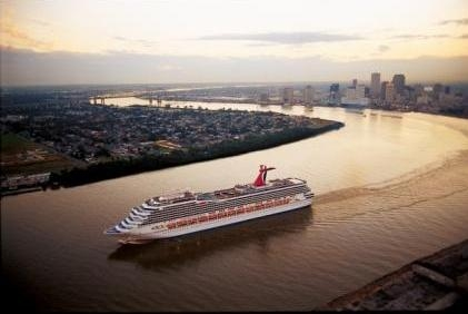 Carnival Conquest in New York