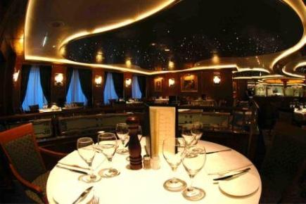 Crown Princess Botticelli Dining Room