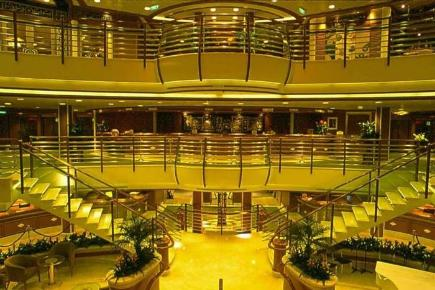 Star Princess Atrium