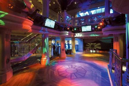 Explorer of the Seas Chamber Lounge