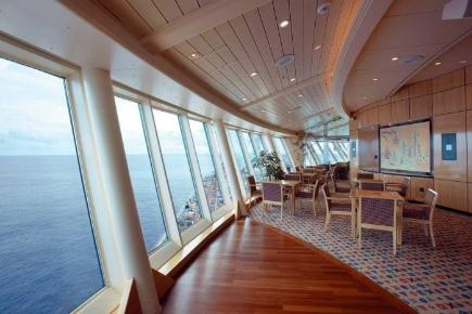 Explorer of the Seas Panorama an Bord