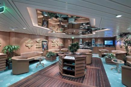 Explorer of the Seas Concierge Club