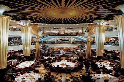 Explorer of the Seas Restaurant