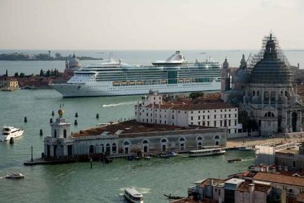 Brilliance of the Seas in Venedig