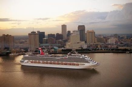 Carnival Conquest in NYC