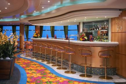 Norwegian Sky Atrium Bar