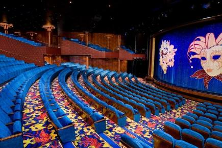 Norwegian Gem Theater