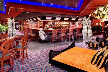 Norwegian Gem Bliss Bar