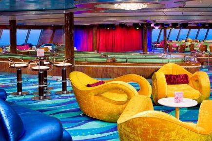 Norwegian Gem Bar Spinnaker