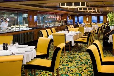 Norwegian Gem Restaurant Cagney