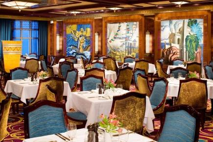 Norwegian Gem Restaurant Grand Pacific