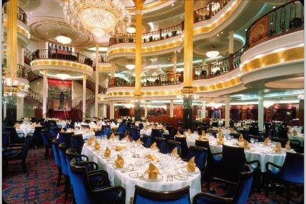 Adventure of the Seas Restaurant