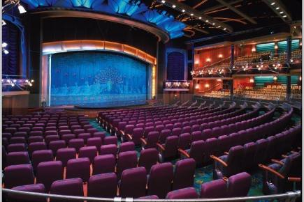 Adventure of the Seas Theater