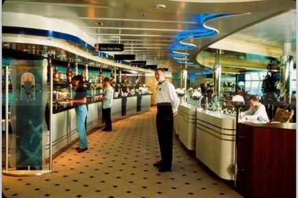 Adventure of the Seas Windjammercaffee