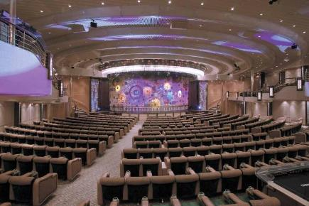 Enchantment of the Seas Orpheus Theater