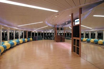 Enchantment of the Seas Fitness Center