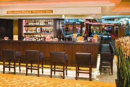 Norwegian Gem Maltings Beer & Whiskey Bar