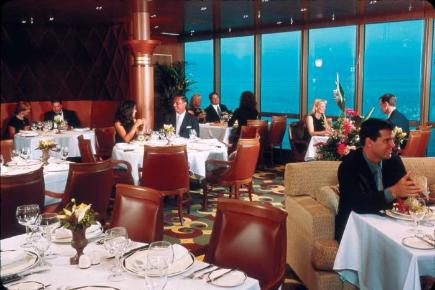 Enchantment of the Seas Grillrestaurant
