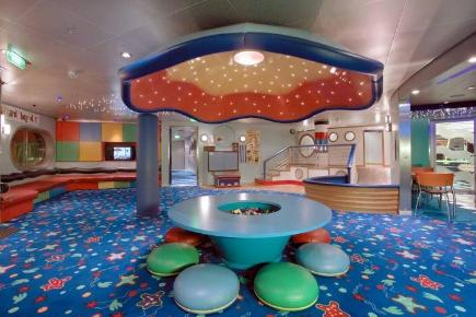 Explorer of the Seas Kinderspielzimmer