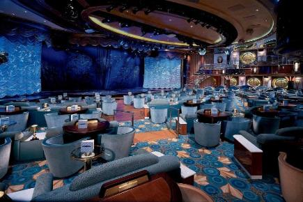 Coral Princess Universe Lounge