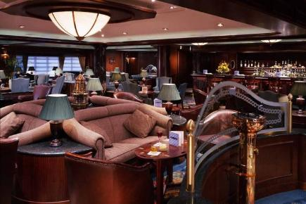 Coral Princess Wheelhouse Bar