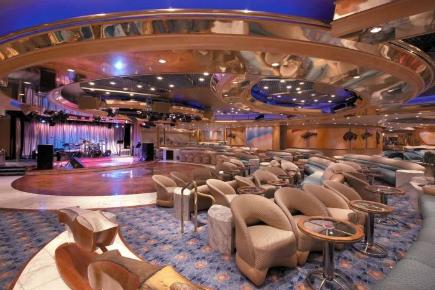 Enchantment of the Seas Carousel Lounge