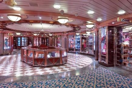 Enchantment of the Seas Boutiques
