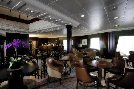 Azamara Journey Mosaic Cafe